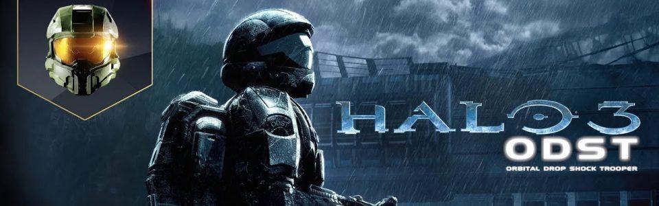 Halo 3: ODST è ora disponibile su PC, trailer e dettagli