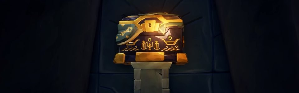 Sea of Thieves: svelato l'update di settembre, Vaults of the Ancients