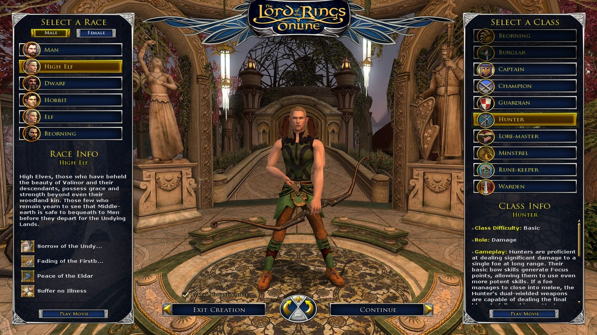 LOTRO MMORPG lord of the rings online mmo