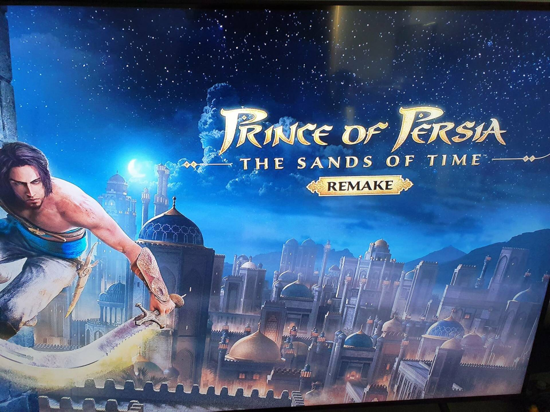 Prince of Persia The Sands of Time Remake leak 2