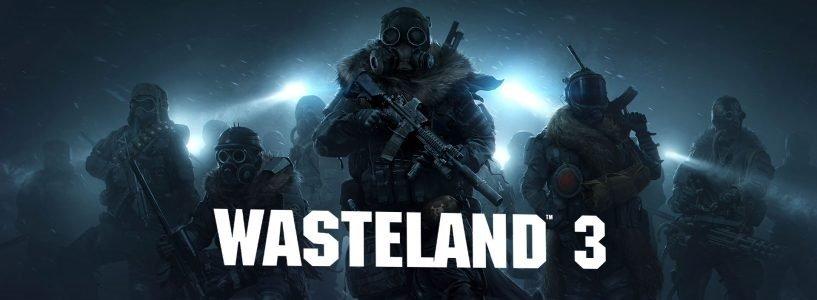 Wasteland 3: il nuovo RPG di InXile sarà tradotto in italiano