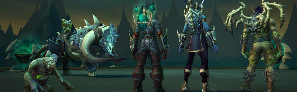 World of Warcraft Shadowlands: niente SSD obbligatorio, sondaggio per una mount gratuita