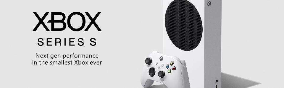Xbox Series S è ufficiale: svelati design, prezzo e data di lancio