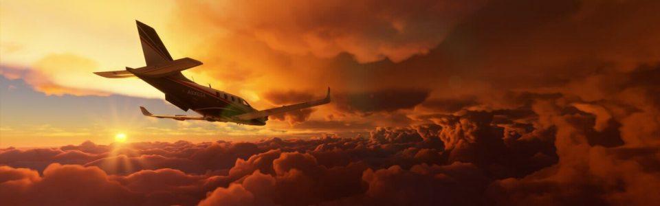 Microsoft Flight Simulator 2020: prima patch e record di giocatori
