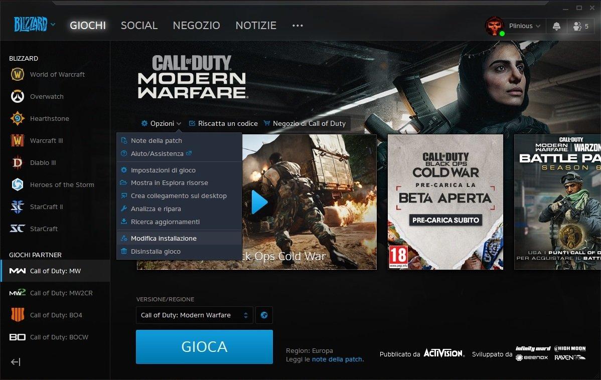 Call of Duty: Modern Warfare battle.net Call of Duty: warzone battle.net Call of Duty Modern Warfare PC Call of Duty warzone PC