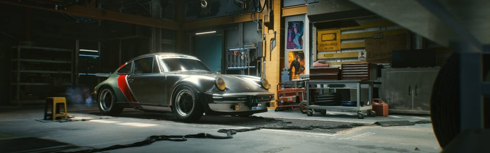 Cyberpunk 2077: nuovi trailer e video gameplay per auto, moto e stile