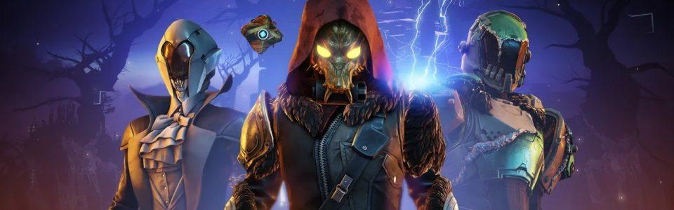 Destiny 2: inizia la Festa delle Anime Perdute, nuove armi e armature per Oltre la Luce