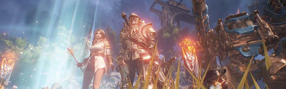 Elyon MMORPG elyon ascent infinite realm mmorpg