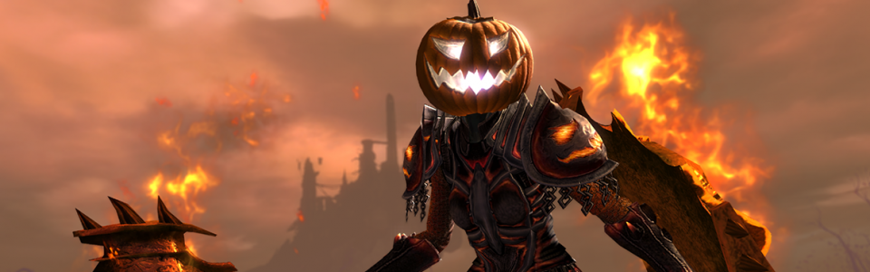 Guild Wars 2: live lo Shadow of the Mad King Festival