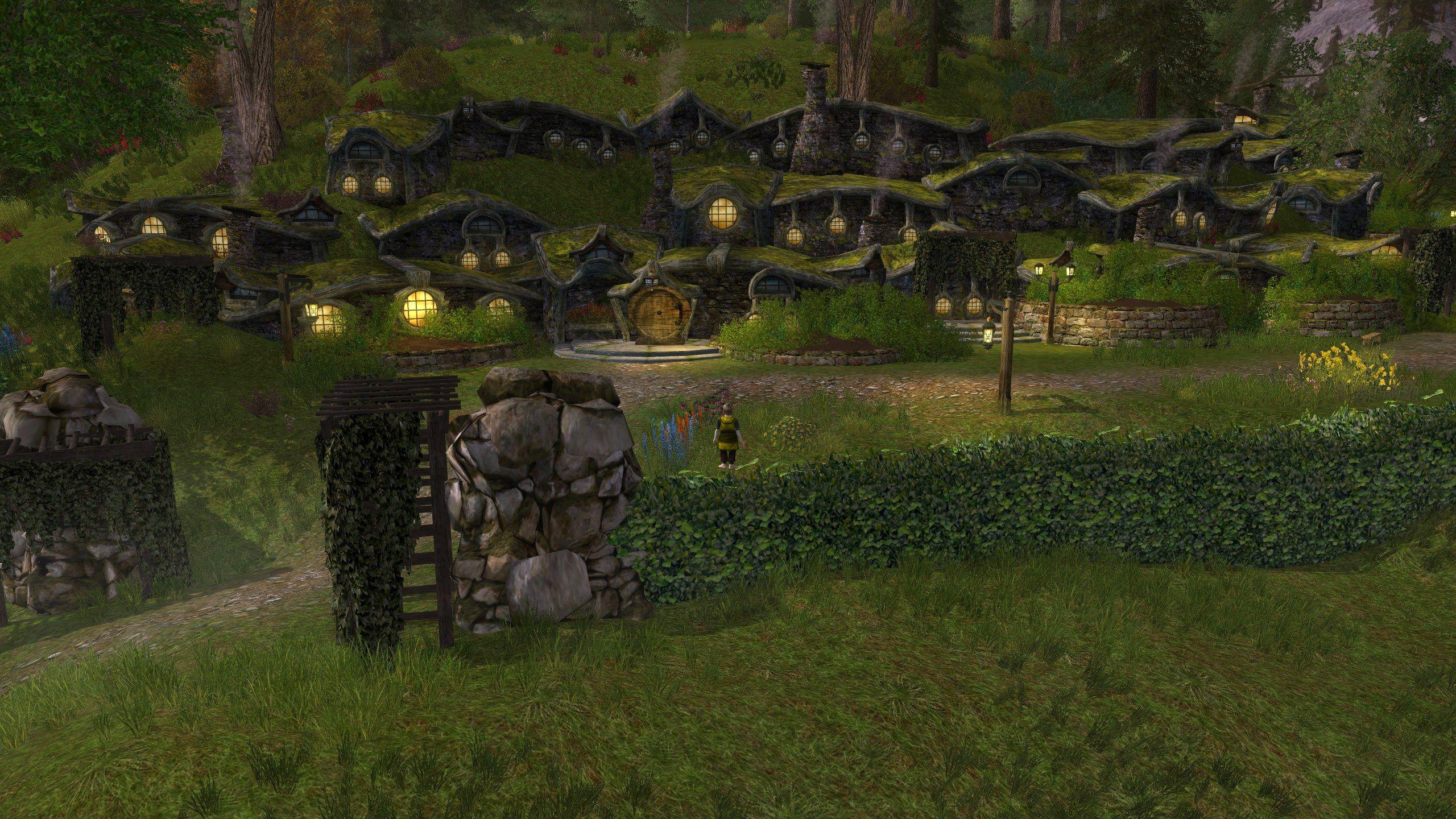 migliori migliori giochi gratis 2020 migliori MMO gratis migliori MMORPG gratis lord of the rings online LOTRO