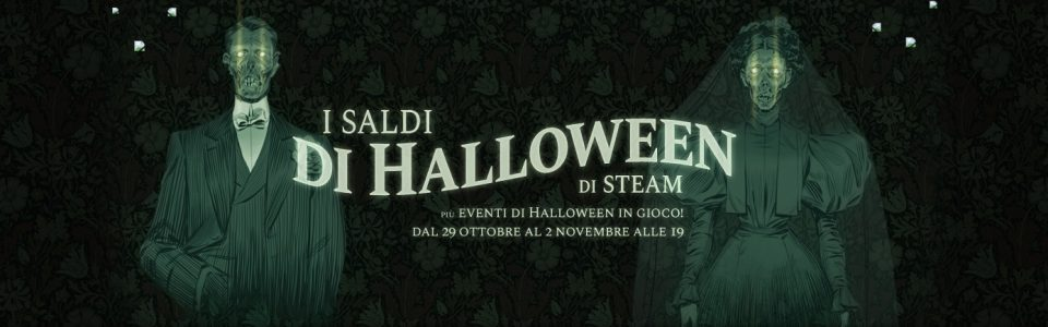 steam halloween Steam saldi di Halloween