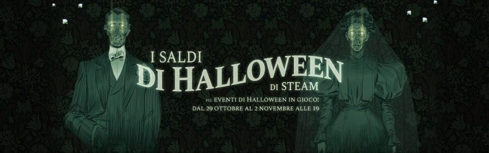Steam: sono iniziati i Saldi di Halloween, ecco le migliori offerte