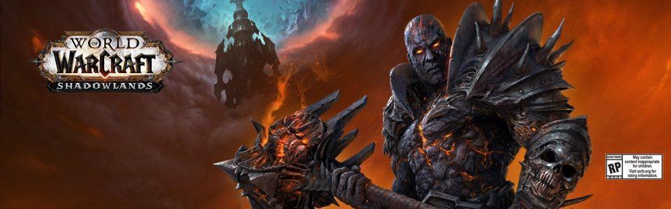 World of Warcraft: Shadowlands uscirà a novembre, nuovo trailer