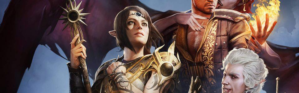 Baldur's Gate 3 è già un successo: le vendite folli hanno fatto crashare Steam, prime patch