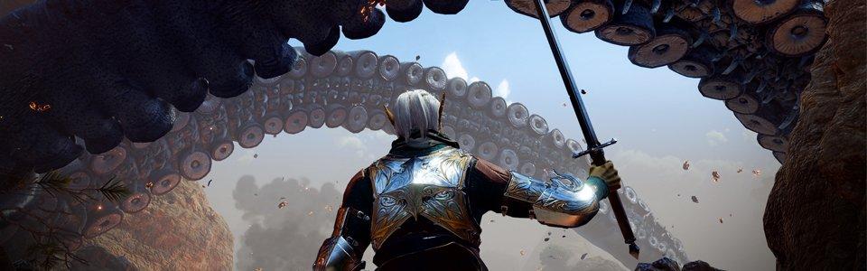 Baldur's Gate 3 è ora disponibile in Early Access