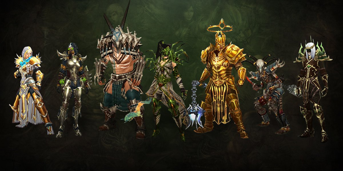 Diablo 3 stagione 22 Diablo III season 22