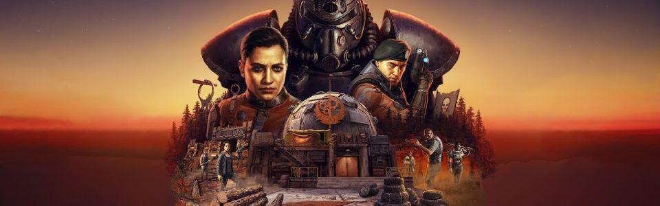 Fallout 76: l'update Alba d'Acciaio si mostra in un nuovo video