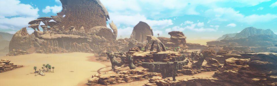 Blue Protocol non sarà un MMO, nuova mappa e video gameplay