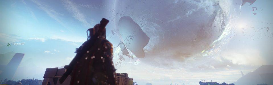 Destiny 2: la nuova espansione Oltre la Luce è ora disponibile