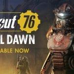 Fallout 76: l'update Alba d'Acciaio è uscito una settimana in anticipo