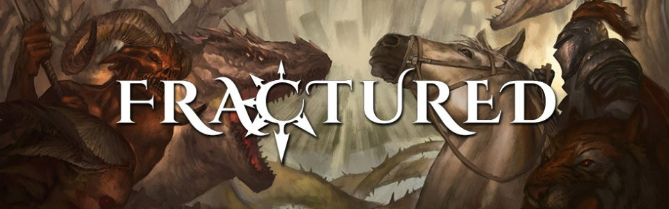Giveaway di Fractured – In palio codici per la Fall Alpha!