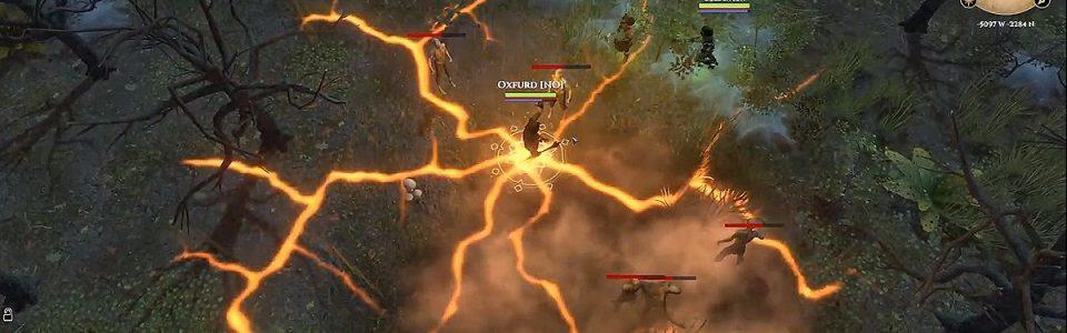 Fractured: è iniziata la Fall Alpha, nuovo video update