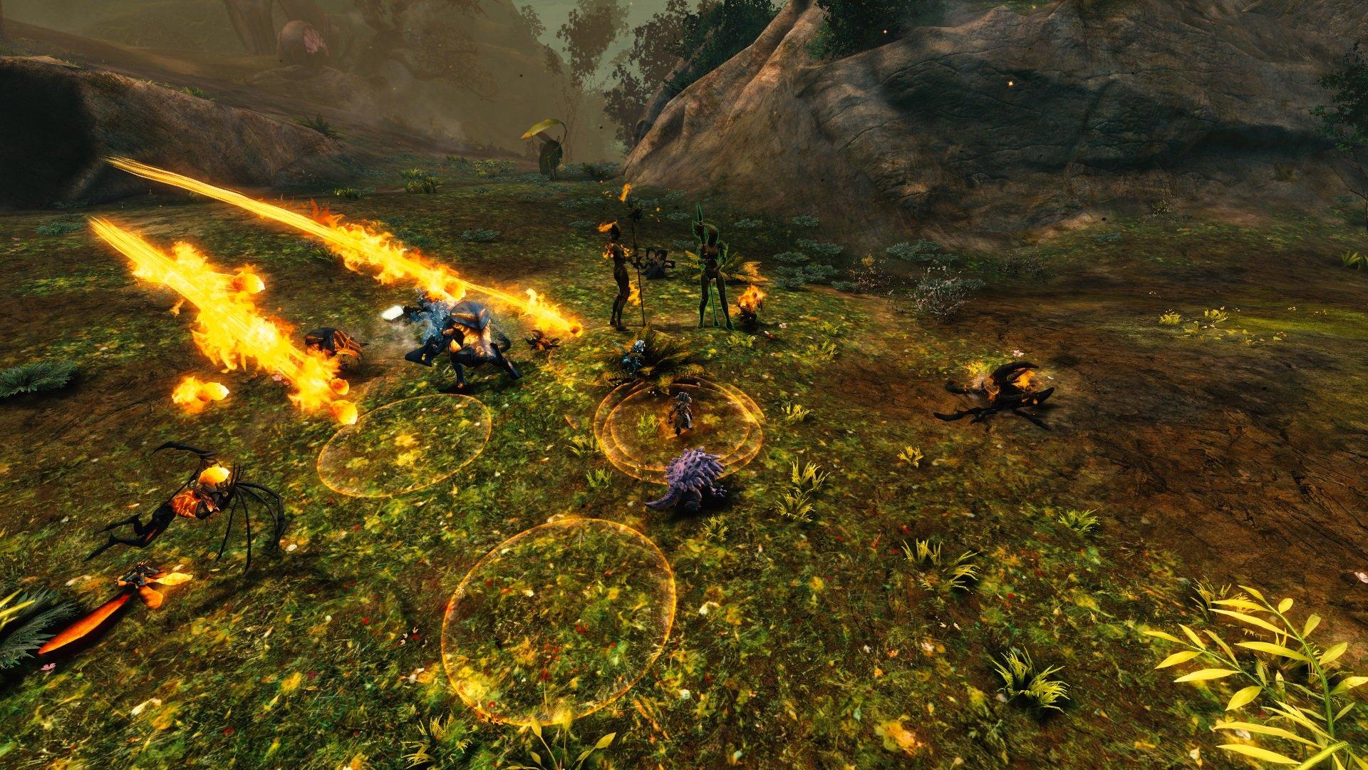 Guild Wars 2 Truce Champions GW2 the Icebrood Saga