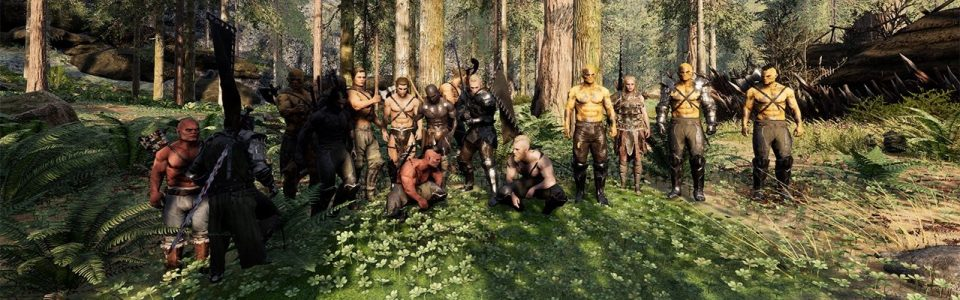Mortal Online 2 entra in beta con uno stress test