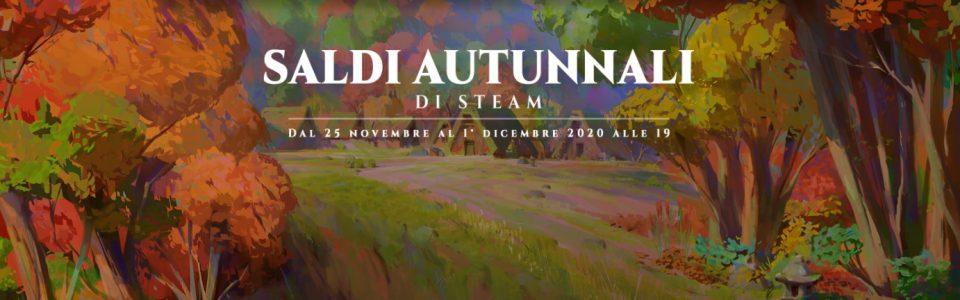 Steam: sono iniziati i Saldi Autunnali, ecco le migliori offerte