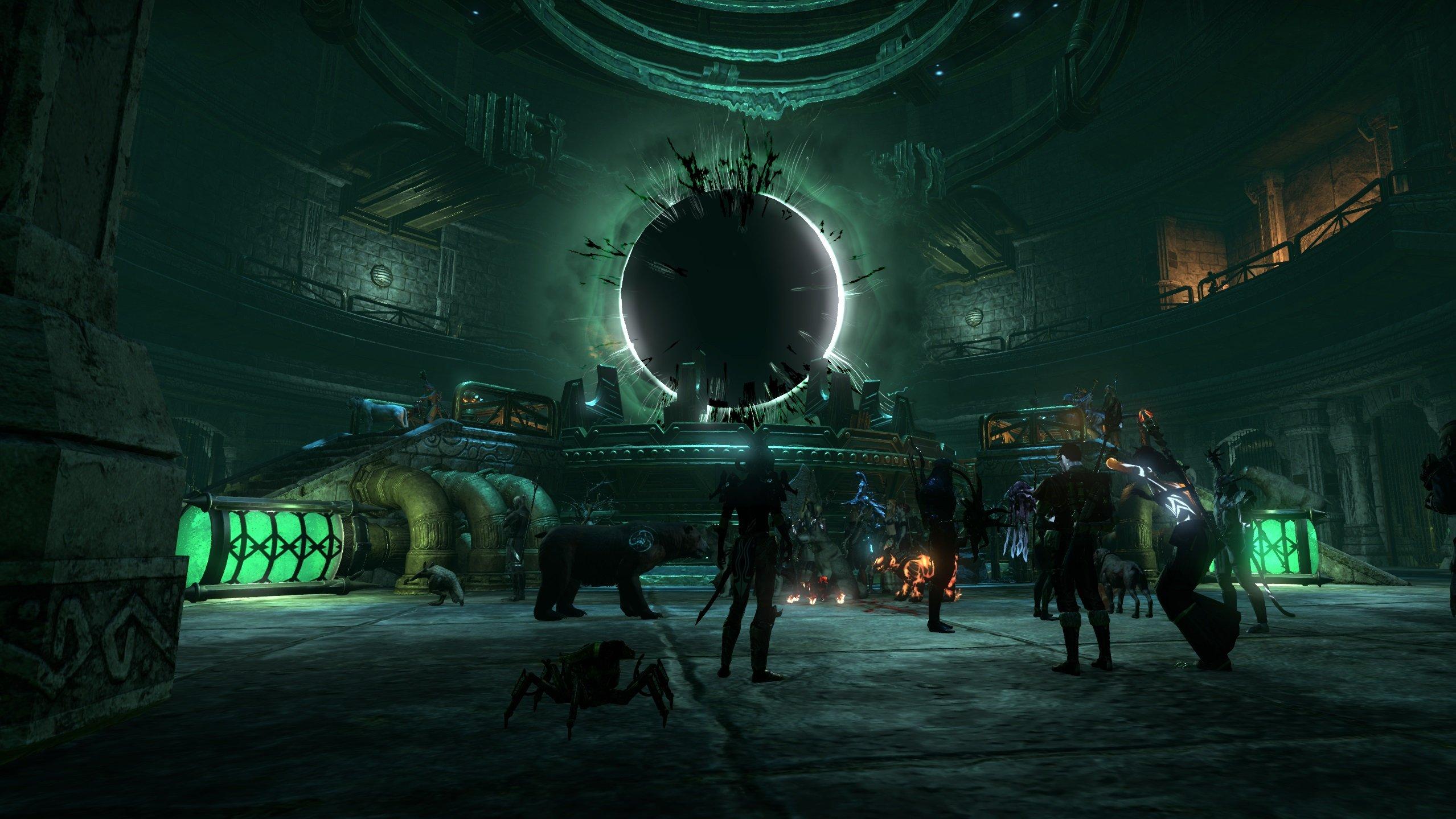 The Elder Scrolls Online recensione MMORPG ESO recensione MMORPG