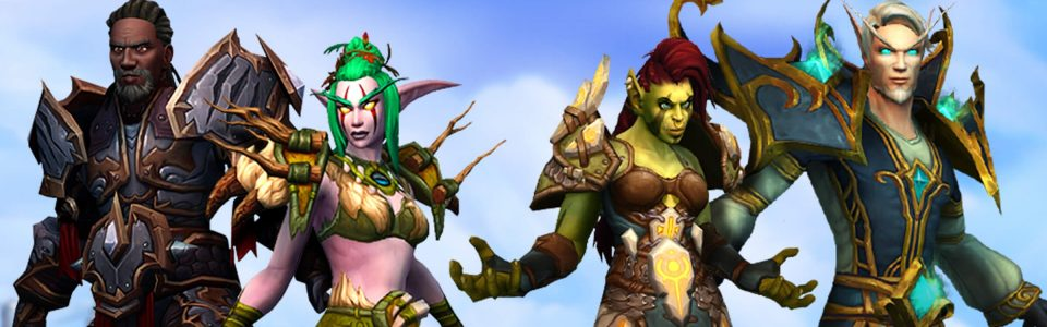 World of Warcraft è gratis per tutti questo weekend