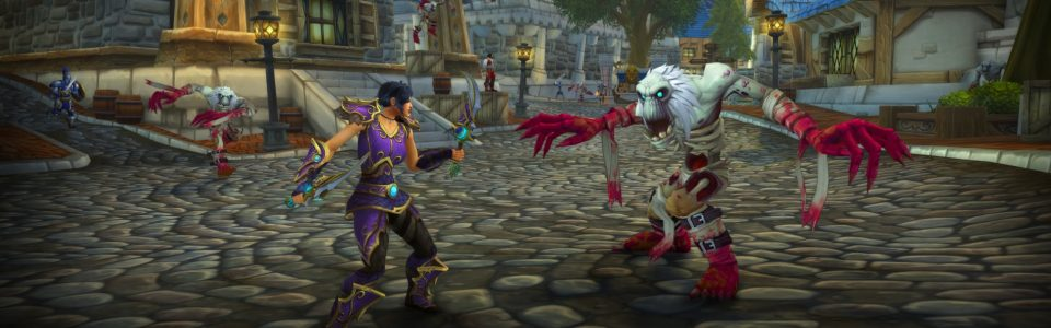World of Warcraft: inizia l'evento pre-espansione di Shadowlands