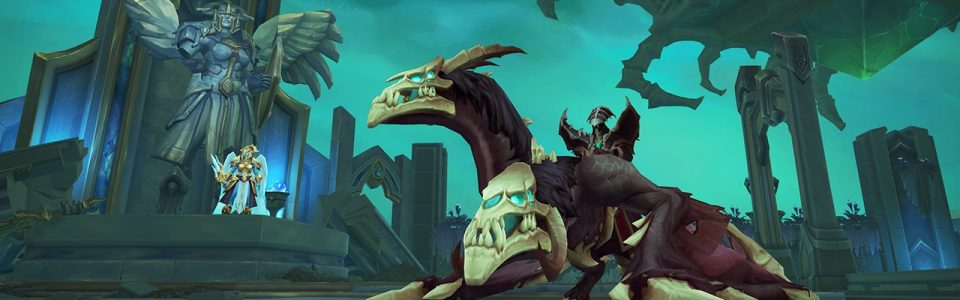 World of Warcraft: svelati i dungeon di Shadowlands