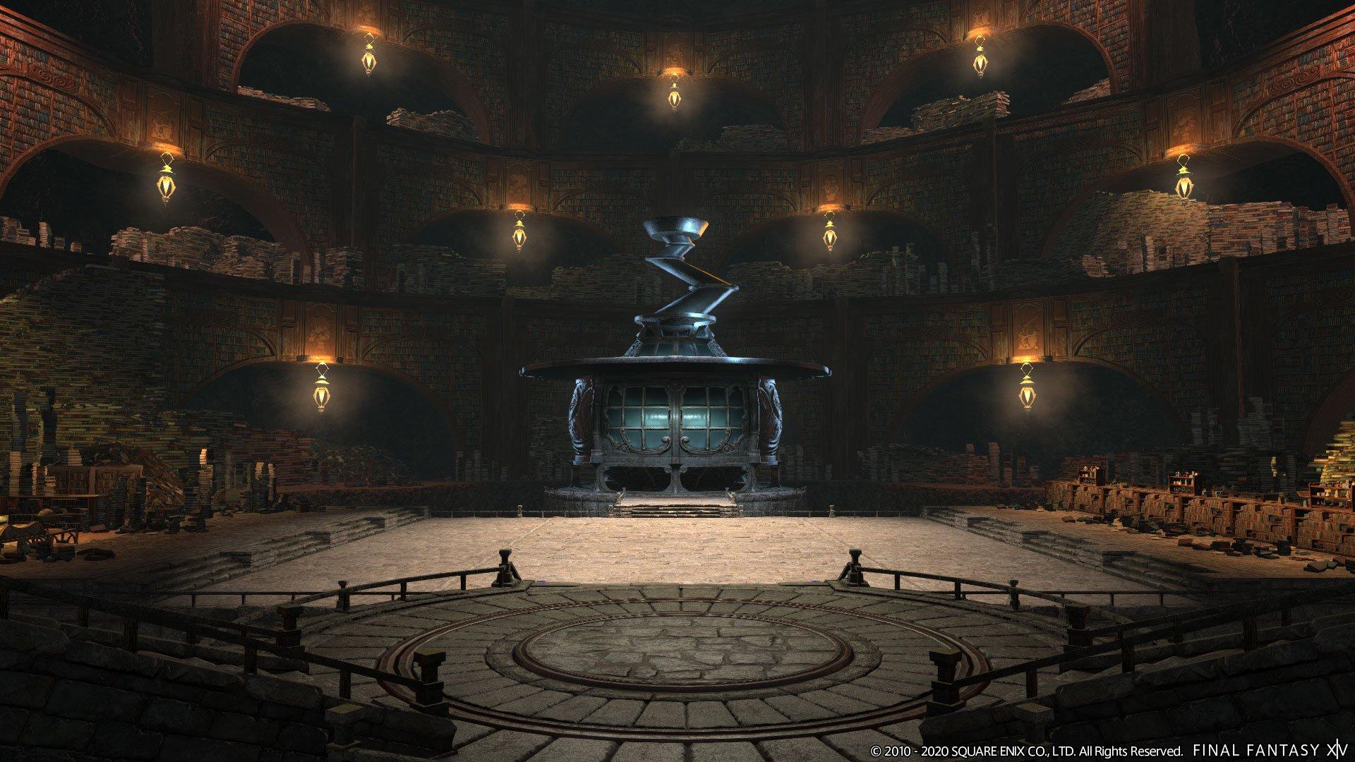 Final Fantasy XIV patch 5.4 futures rewritten Final Fantasy 14