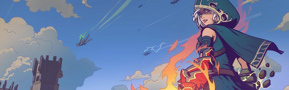 Spellbreak è live su Steam con l'update Chapter 1: The Spellstorm