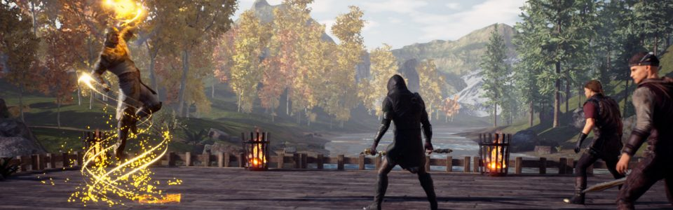 Ashes of Creation Development November Update modifiche Alpha One Q&A nuove informazioni