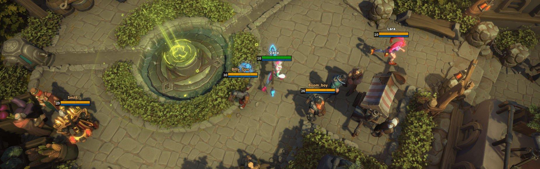 Corepunk rimandata la closed beta a primavera nuove info su classi e gilde