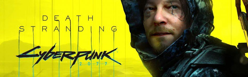 Death Stranding collabora con Cyberpunk 2077, nuovo update gratuito
