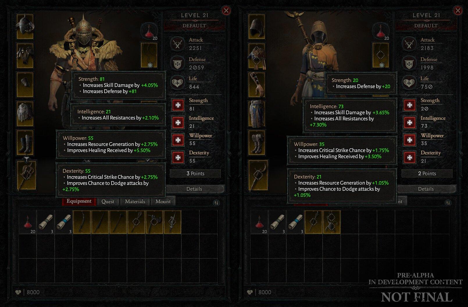 Diablo 4 blizzconline