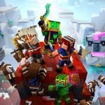 Minecraft Dungeons: è disponibile il nuovo DLC Howling Peaks