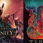 Pllars of Eternity e Tyranny sono riscattabili gratis su Epic Games Store, altri 15 giochi gratuiti in arrivo
