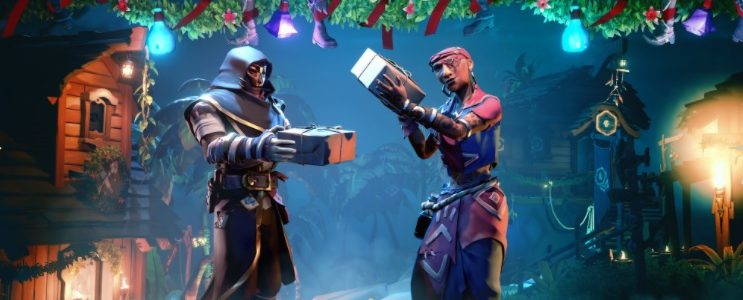 Sea of Thieves: è iniziato il Festival of Giving
