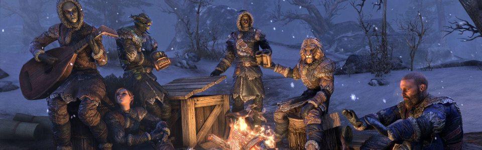 The Elder Scrolls Online: in arrivo l'evento New Life Festival