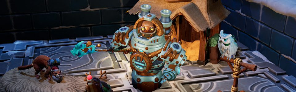 Torchlight 3: è live l'aggiornamento Snow & Steam