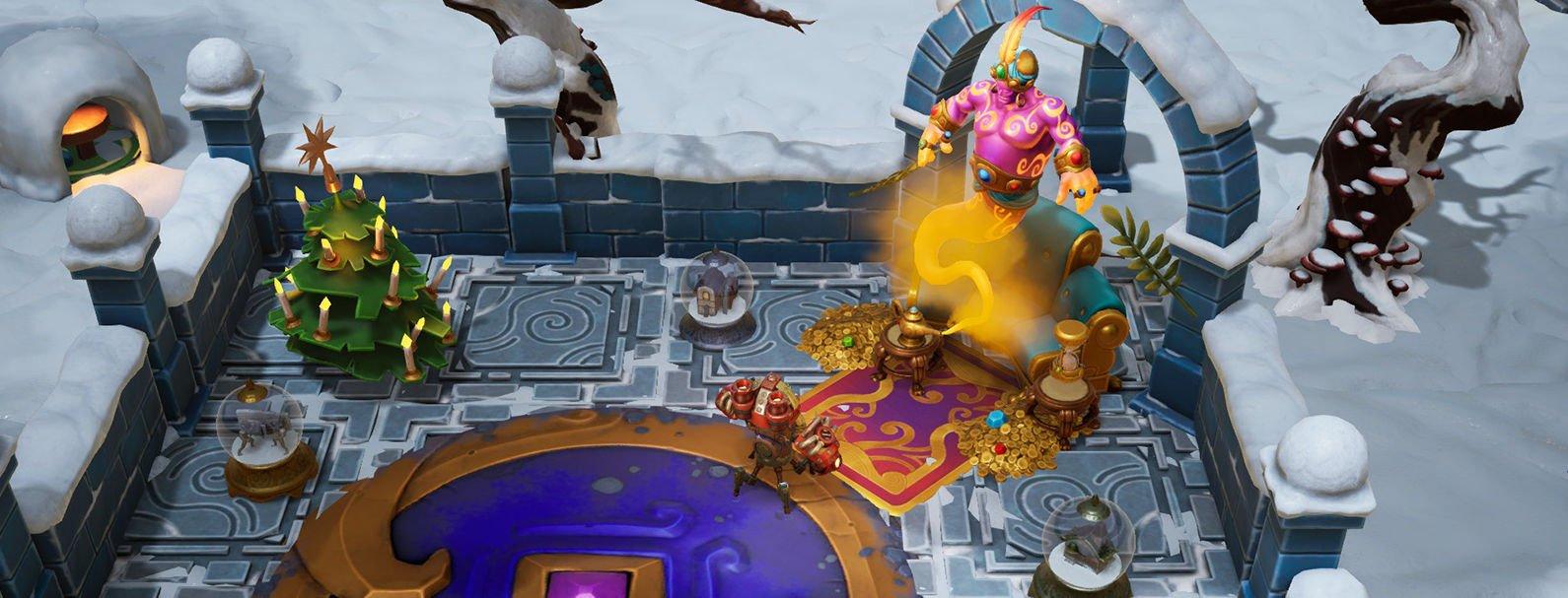 Torchlight 3 nuove opzioni per i dungeon di Fazeer