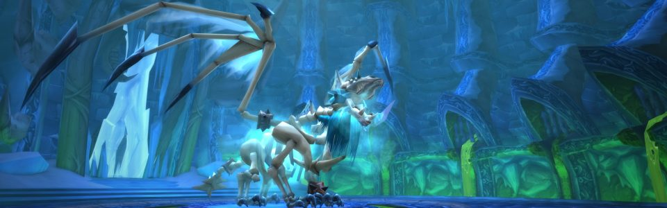 World of Warcraft Classic: live la patch 1.13.6, Naxxramas in arrivo
