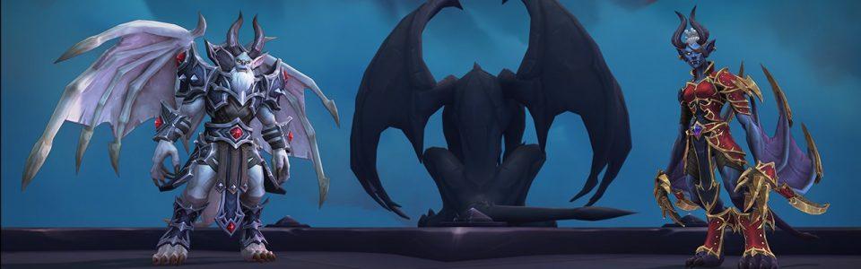 World of Warcraft Shadowlands: è iniziata la Stagione 1