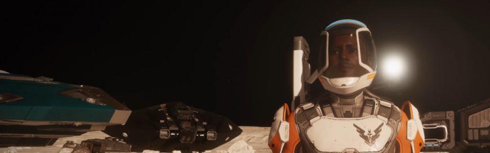 Elite Dangerous: con Odyssey Space Legs, esplorazione planetaria a piedi e combattimento FPS