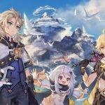 Genshin Impact: trailer e dettagli dell'update 1.2, The Chalk Prince and the Dragon