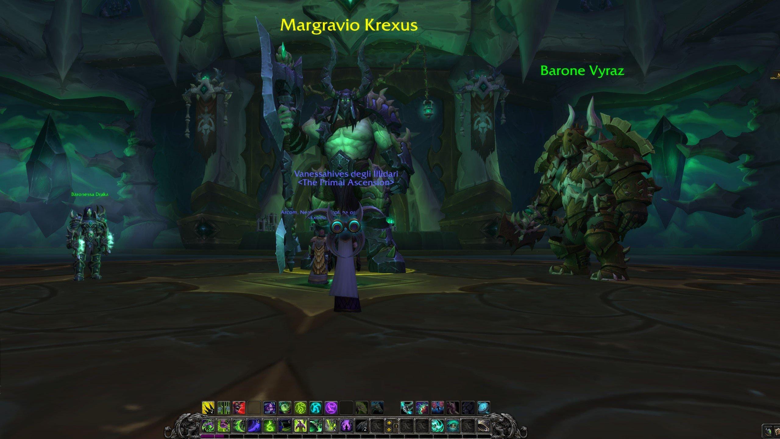 World of Warcraft Shadowlands recensione wow shadowlands recensione